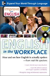 English in the Workplace [With DVD]