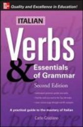 Italian Verbs & Essentials of Grammar