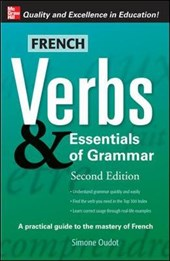 French Verbs & Essentials of Grammar | Simone Oudot |