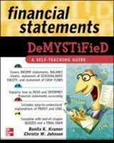 Financial Statements Demystified | Kramer, Bonita K. ; Johnson, Christie W. |
