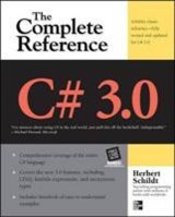 C# 3.0 the Complete Reference 3/E | Herbert Schildt |