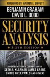 Security Analysis | Graham, Benjamin ; Dodd, David |