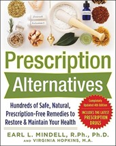 Prescription Alternatives | Mindell, Earl ; Hopkins, Virginia |