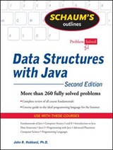 Schaum's Outline of Data Structures with Java | John R. Hubbard |