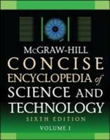 McGraw-Hill Concise Encyclopedia of Science &Technology | auteur onbekend |