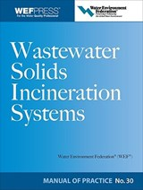 Wastewater Solids Incineration Systems | Water Environment Federation |