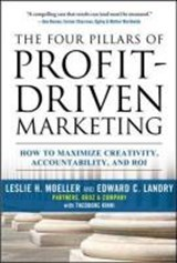 The Four Pillars of Profit-Driven Marketing | Leslie H. Moeller ; Edward C. Landry |