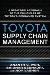 Toyota Supply Chain Management