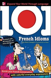101 French Idioms [With CDROM]