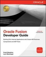 Oracle Fusion Developer Guide | Frank Nimphius |
