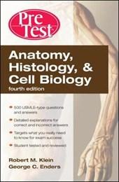 Anatomy, Histology, & Cell Biology