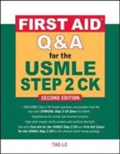 First Aid Q & A for the USMLE Step 2 CK