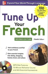 Tune Up Your French [With MP3] | Natalie Schorr |