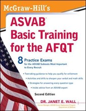 McGraw-Hill's ASVAB Basic Training for the AFQT | Janet E. Wall |
