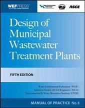 Design of Municipal Wastewater Treatment Plants, 3-Volume Set