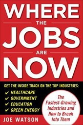 Where the Jobs Are Now
