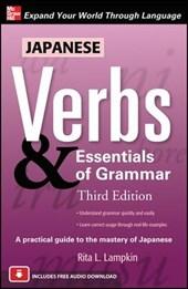 Japanese Verbs & Essentials of Grammar