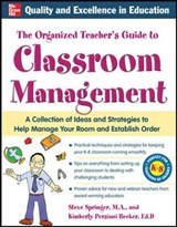 The Organized Teacher's Guide to Classroom Management [With CDROM] | Kimberly Persiani |