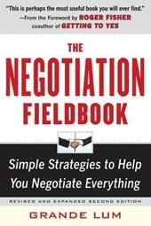 The Negotiation Fieldbook, Second Edition