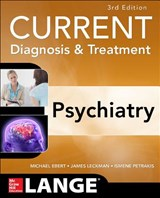 Current Diagnosis and Treatment Psychiatry | Michael H. Ebert |