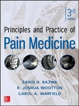 Principles and Practice of Pain Medicine | Carol A. Warfield |