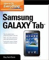 How to Do Everything Samsung Galaxy Tab | Guy Hart-Davis |