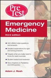 Emergency Medicine Pretest Self-Assessment and Review | Adam J. Rosh |