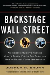 Backstage Wall Street
