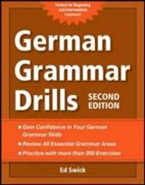 German Grammar Drills | Ed Swick |