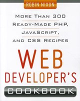 Web Developer's Cookbook | Robin Nixon |
