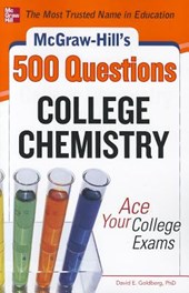 McGraw-Hill's 500 College Chemistry Questions