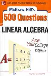 McGraw-Hill's 500 Linear Algebra Questions