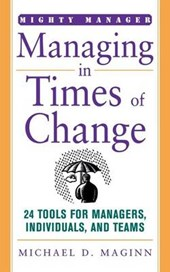 Managing in Times of Change