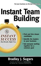 Instant Team Building | Cynthia Sugars |