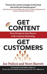 Get Content Get Customers | Pulizzi |