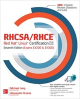 Rhcsa/Rhce Red Hat Linux Certification | Michael Jang |
