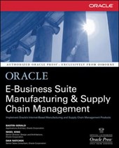 Oracle Manufacturing and Supply Chain Handbook | Bastin Gerald |