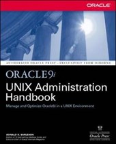 Oracle9i Unix Administration Handbook | Donald Burleson |
