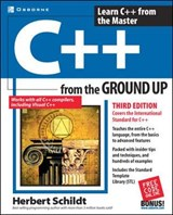 C++ from the Ground Up | Herb Schildt |