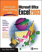 How to Do Everything with Microsoft Office Excel