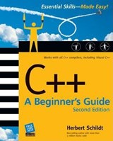 C++: A Beginner's Guide, Second Edition | Herb Schildt |