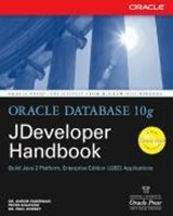 Oracle JDeveloper 10g Handbook | Avrom Roy-Faderman |