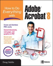 How to Do Everything with Adobe Acrobat