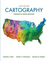 Cartography | Dent, Borden D. ; Torguson, Jefffey S. ; Hodler, Thomas W. |