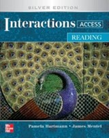 Interactions Access Reading Class Audio Tapes | Pamela Hartmann |
