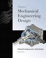 Shigley's Mechanical Engineering Design | Richard G. Budynas |
