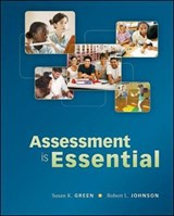 Assessment Is Essential | Susan Green |