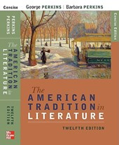 The American Tradition in Literature (Concise) Book Alone