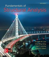 Fundamentals of Structural Analysis | Kenneth M. Leet |