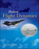 Modern Flight Dynamics | David Schmidt |
